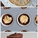 Chocolate Chip Cookie Dough Peanut Butter Cups