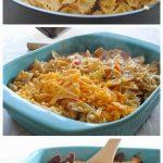 Mexican Chicken Pasta Bake
