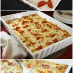 Pizza Spaghetti Bake {Crazy Cooking Challenge}